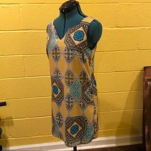 fab'rik Zip Back Midi Dress